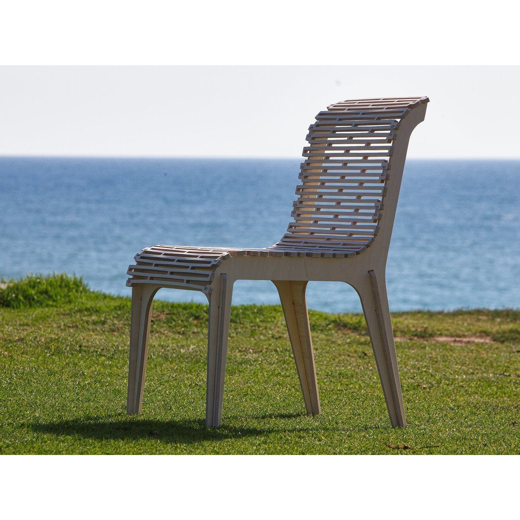 Alex Chair - The Living Hinge Chair
