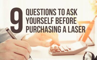 9 Questions to Ask Before Purchasing a Laser Machine