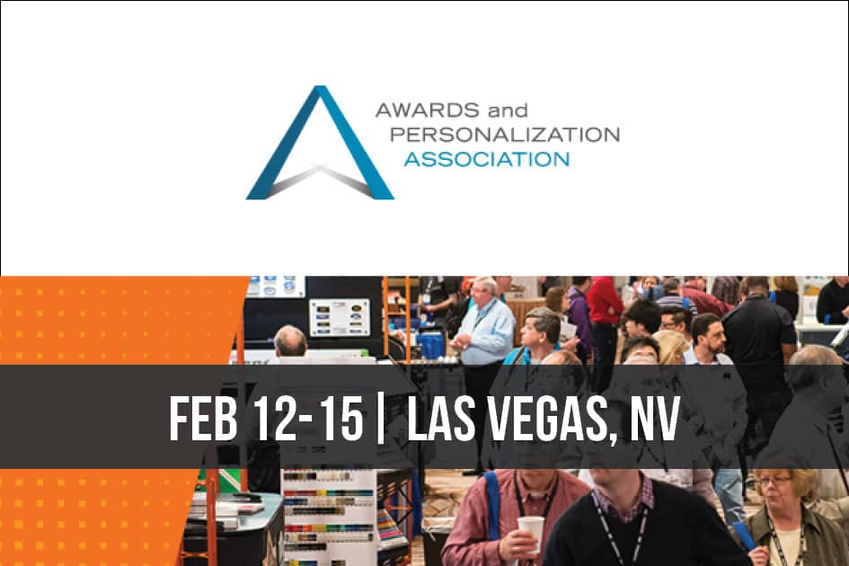 AP Lazer at the Awards and Perzonalization Show in Las Vegas, NV