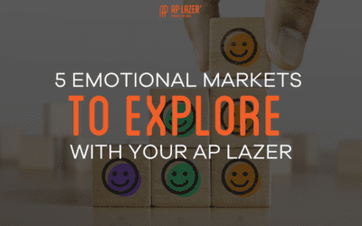 5 Emotional markets to explore with AP Lazer