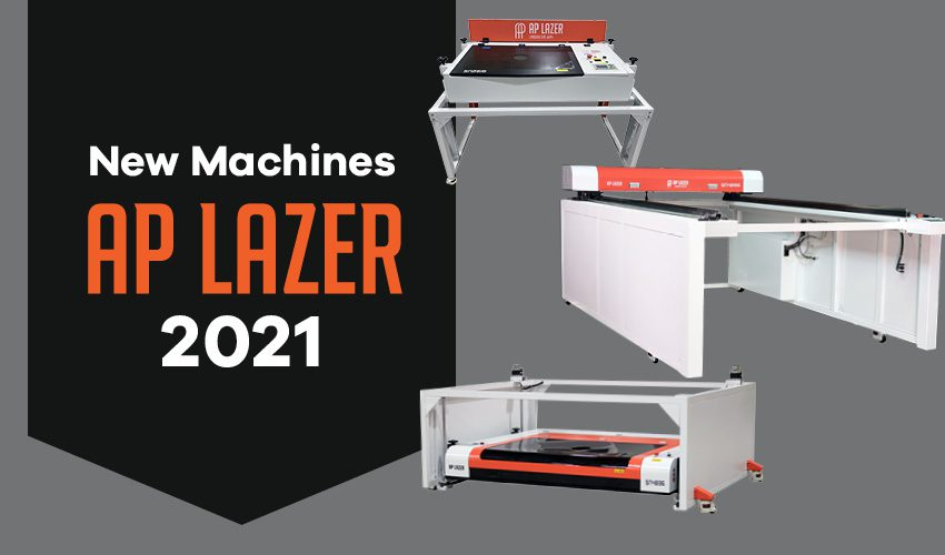 New Laser Machine Lineup 2021