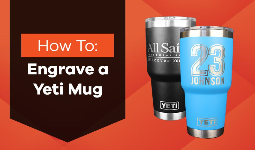 How to Laser Engrave a Tumbler