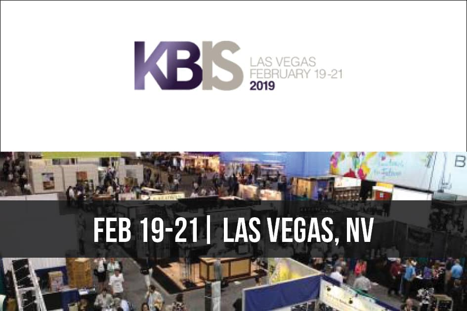 AP Lazer at the KBIS Show in Las Vegas, NV
