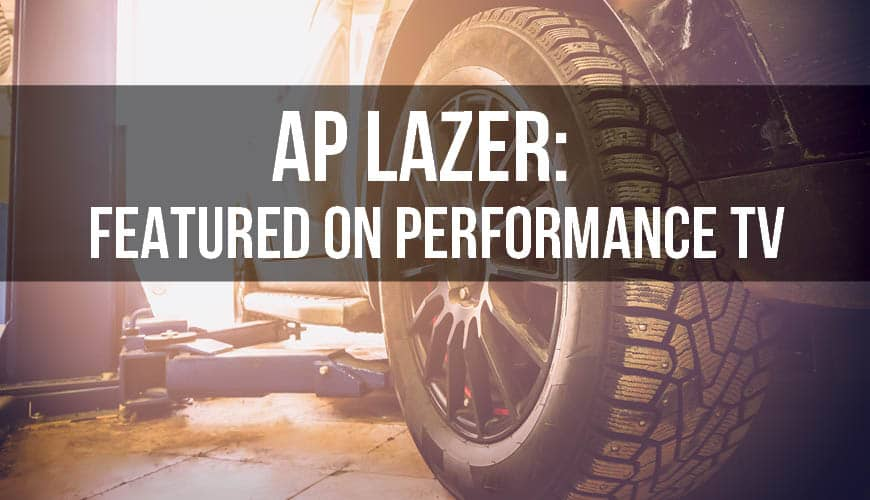 AP Lazer on Performance TV