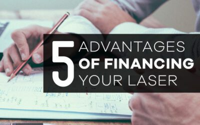 5 Advantages of Financing a Laser Engraving Machine