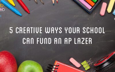 Five Creative Ways Your School Can Fund A Laser