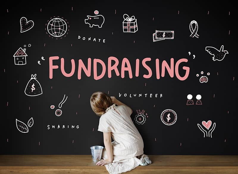 Fundraising with Laser