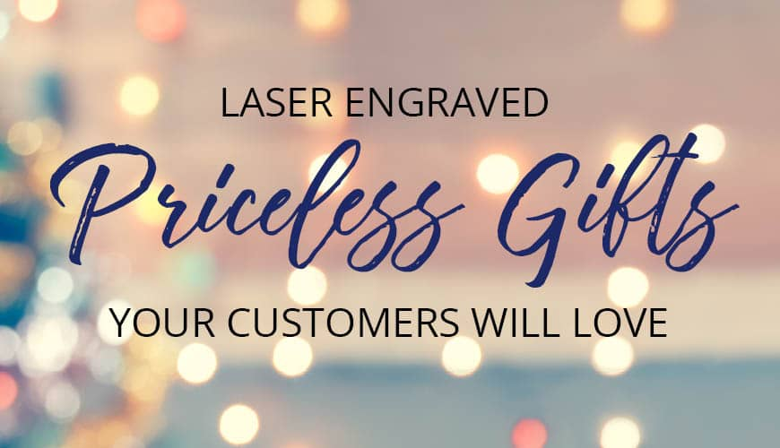 15 Laser Engraved Holiday Gifts Your Customers Will Love