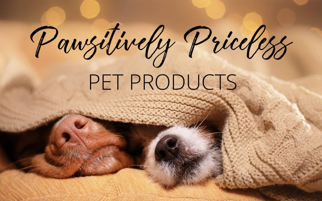 Personalized Pet Products for People Who Like Pets More Than Humans