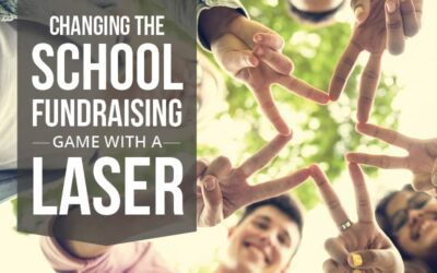 Changing the School Fundraising Game with a Laser Cutter