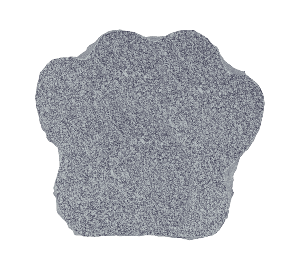 Granite Paw Marker 2&Quot; Thick-0