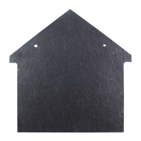 "Slate House Plaque: 12"" x 12""-0"